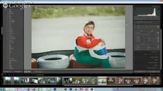 Автоматизация обработки фотографий в Lightroom. Пресеты для Lightroom и их использование.