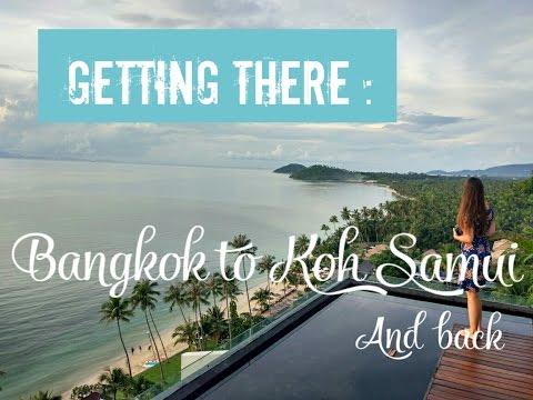 Getting there: Koh Samui to Bangkok