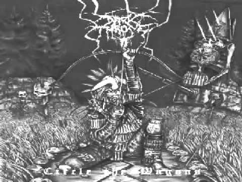 Darkthrone - Circle the Wagons - I am the Grave of the 80's