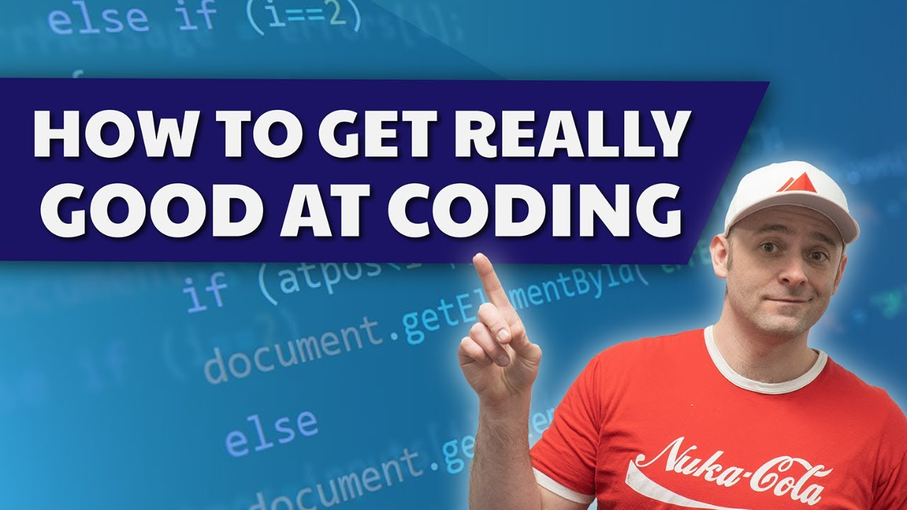 How To Get Really Good At Coding (Advanced Programmer)