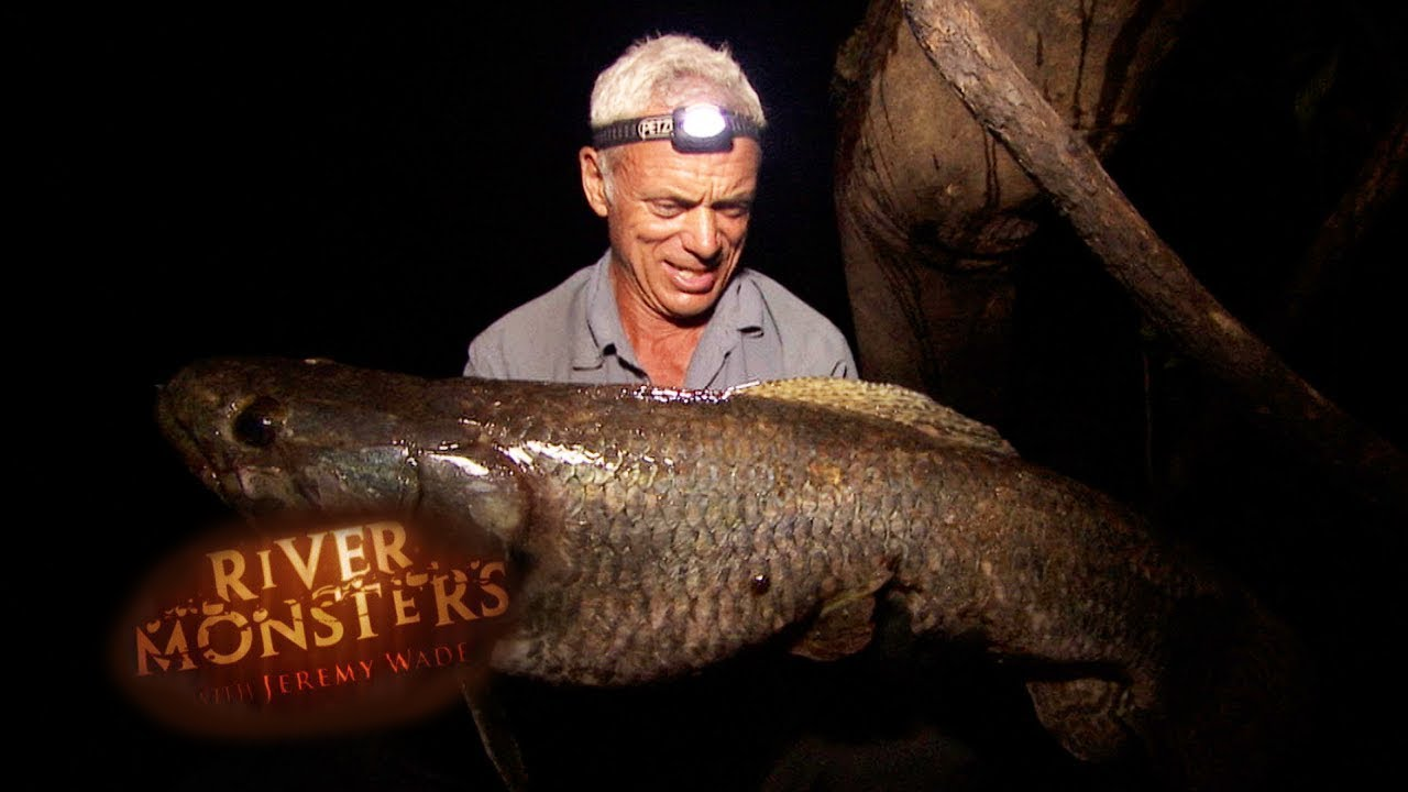 Jeremy Finally Catches A MONSTRUOUS Wolf Fish | WOLF FISH | River Monsters