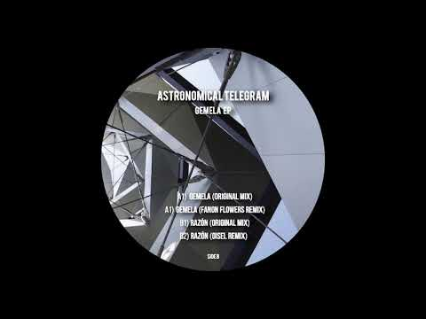 Astronomical Telegram - Razon (Oisel Remix) [PERST005]