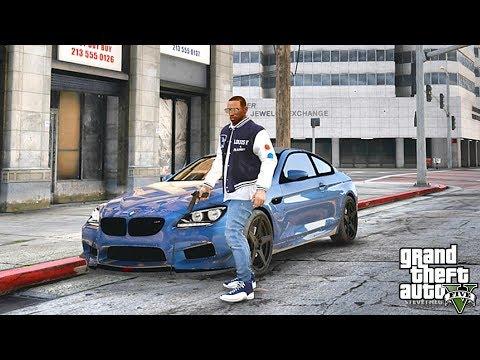 GTA 5 REAL LIFE CJ MOD #80 - NO HAY BRONCA !!!(GTA 5 REAL LIFE MODS/ THUG LIFE)