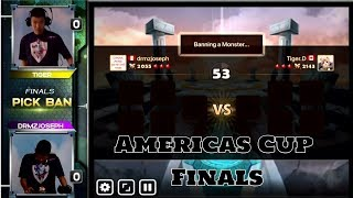 Summoners War Americas Cup Finals TIGER Vs DRMZJOSEPH thumbnail