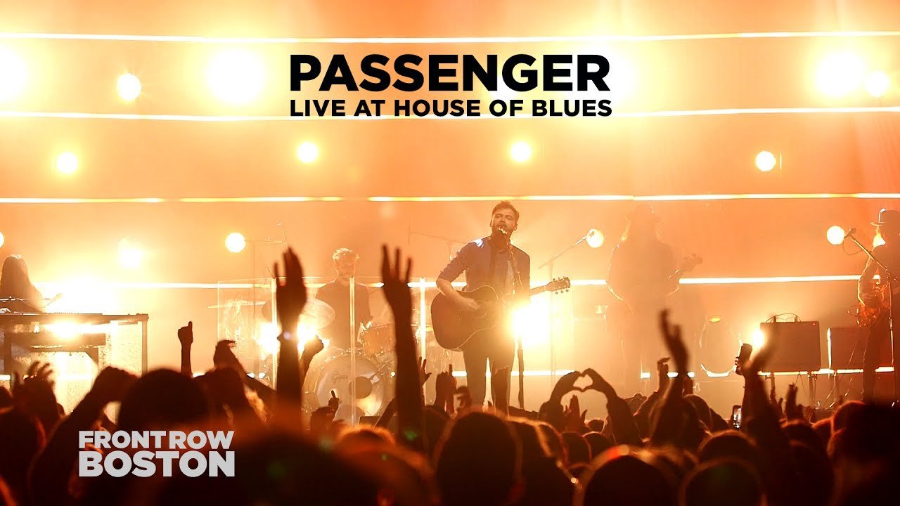 Download Passenger — Live at House of Blues (Full Set)