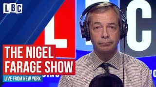 The Nigel Farage Show: Who do you want to be the next Labour Leader? | watch live on LBC