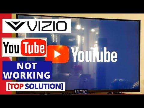 how-to-fix-youtube-app-not-working-on-vizio-smart-tv-||-youtube-won't-work-on-vizio-tv