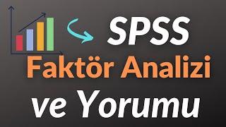 SPSS FAKTÖR Analizi ve YORUMU