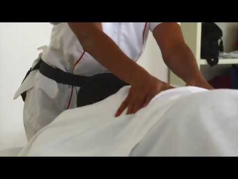 Masajes en la oficina – Mars México