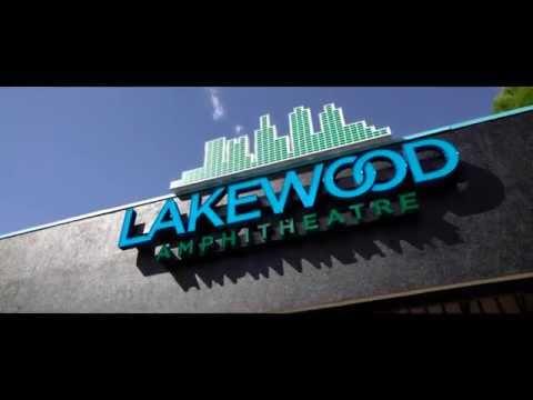 2016 Lakewood Amphitheatre Premium Seating