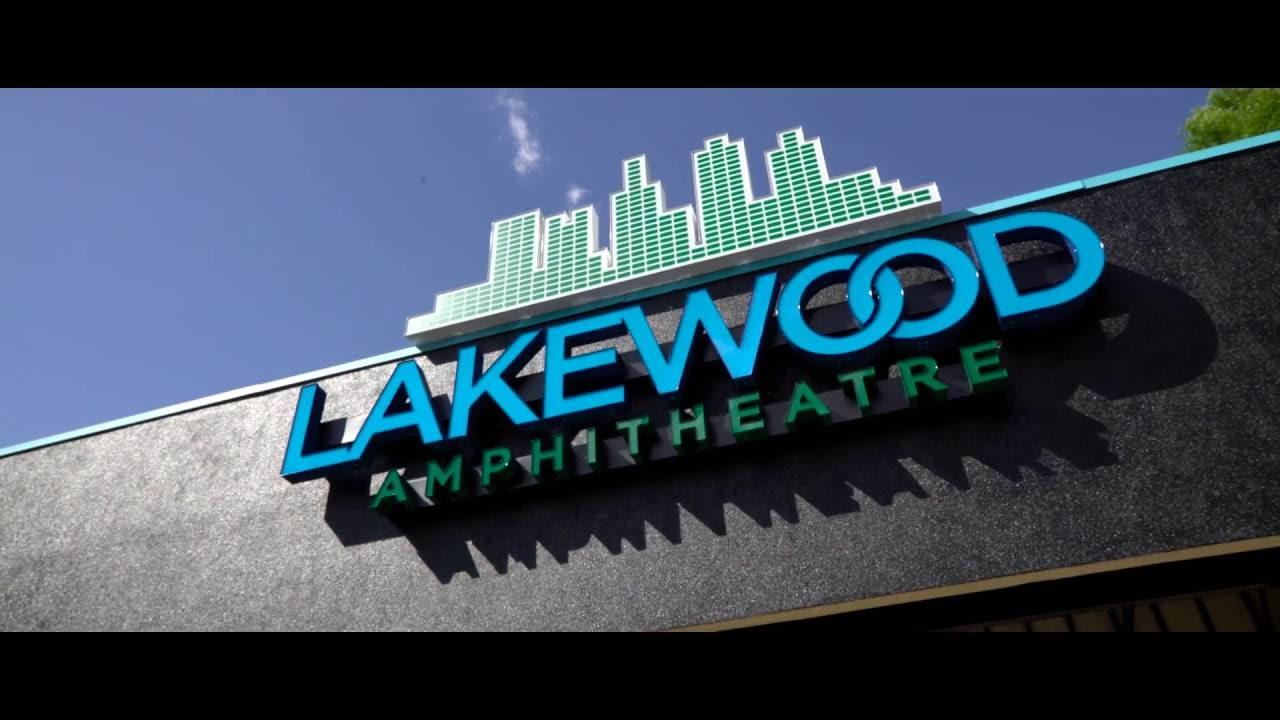 2016 Lakewood Amphitheatre Premium Seating Youtube