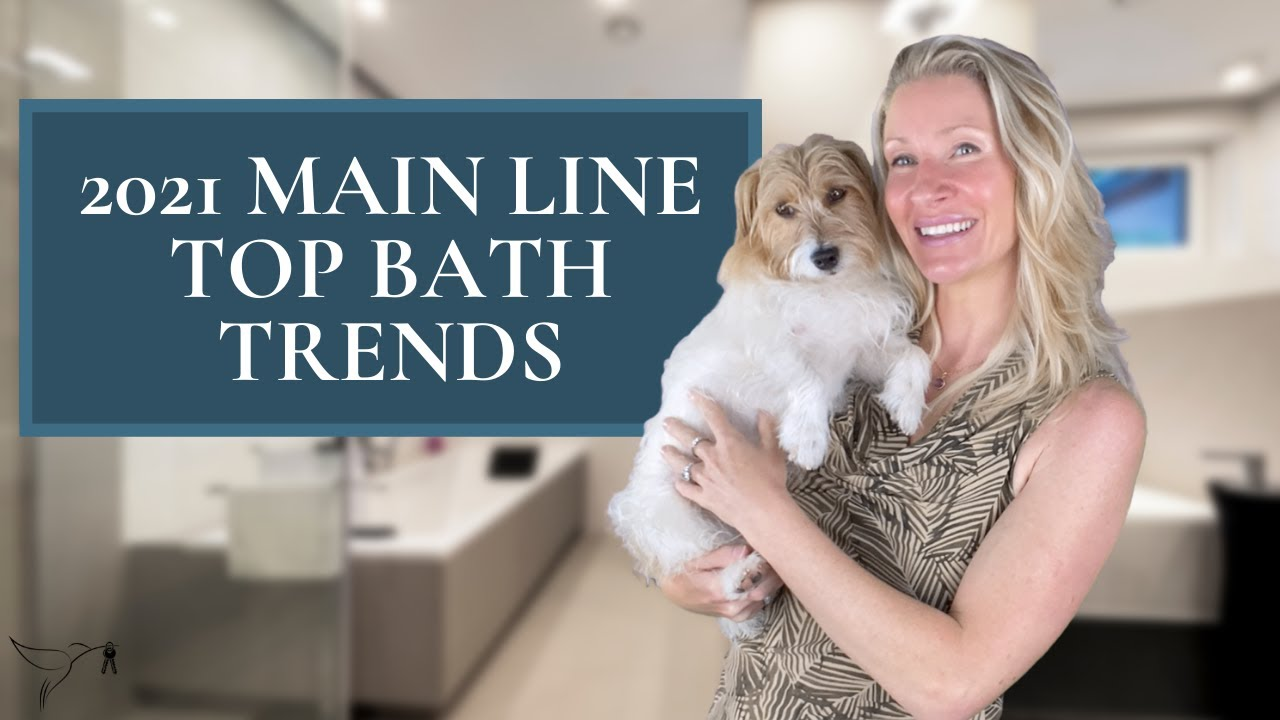 🚿🛀Main Line Bath Renovation Trends and Beyond with Realtor Kimmy Rolph