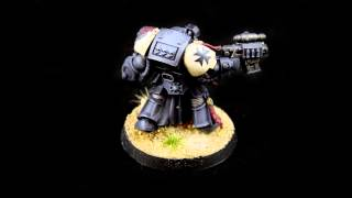 Showcase: Black Templar Terminators