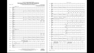 Selections from The Polar Express by Alan Silvestri / arr. Snyder & Murtha