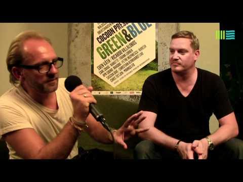 Green & Blue 2011: Sven Väth Interview