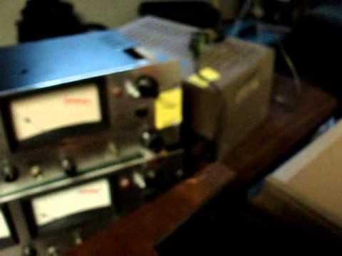 Vintage Stereo Equipment  at  Estate Sale
