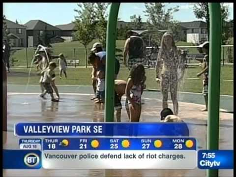 Calgary Playground Review on BT