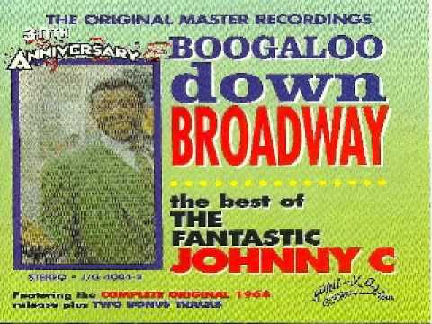 THE FANTASTIC JOHNNY C -