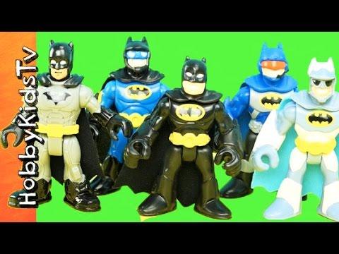 Batman Uses a CLONING Machine on Himself!