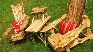 The Best Adirondack Chairs, New Twist On An American Classic