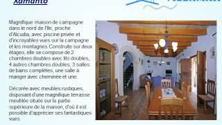 Club Villamar- Belles villas de vacances en Espagne avec piscines de luxe