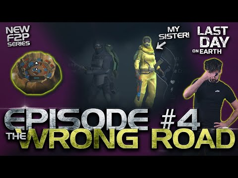DON'T DO THIS BIG MISTAKE! (Wrong Way) - Last Day On Earth Survival Free To Play Episode 4!