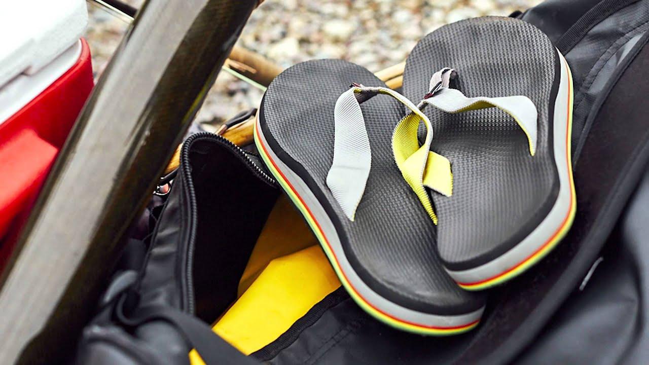 d514dce32 Nuhanas Kickstarter Video. Foot Flops