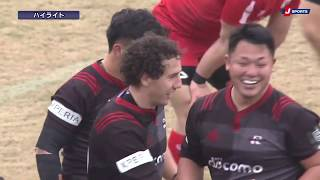 18-19 入替戦 コカ・コーラレッドスパークス vs NTTドコモレッドハリケーンズ