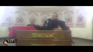 """فيديو مسرب لـ """" ميزو """" قائلا عن الطعن في القرآن : يجب تأجيل هذه الفكرة الآن لأن الشعب لن يتقبلها"""