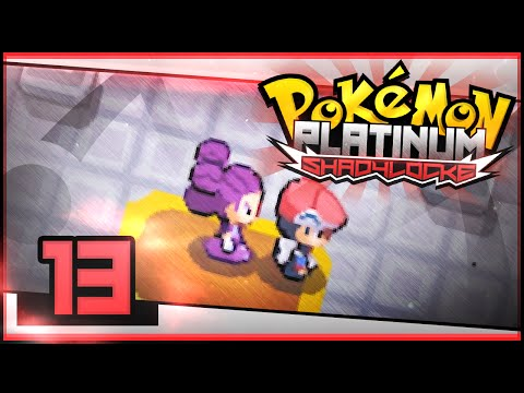 Foreign Affairs | Let's Play Pokemon Platinum ShadyLocke Challenge w/ ShadyPenguinn