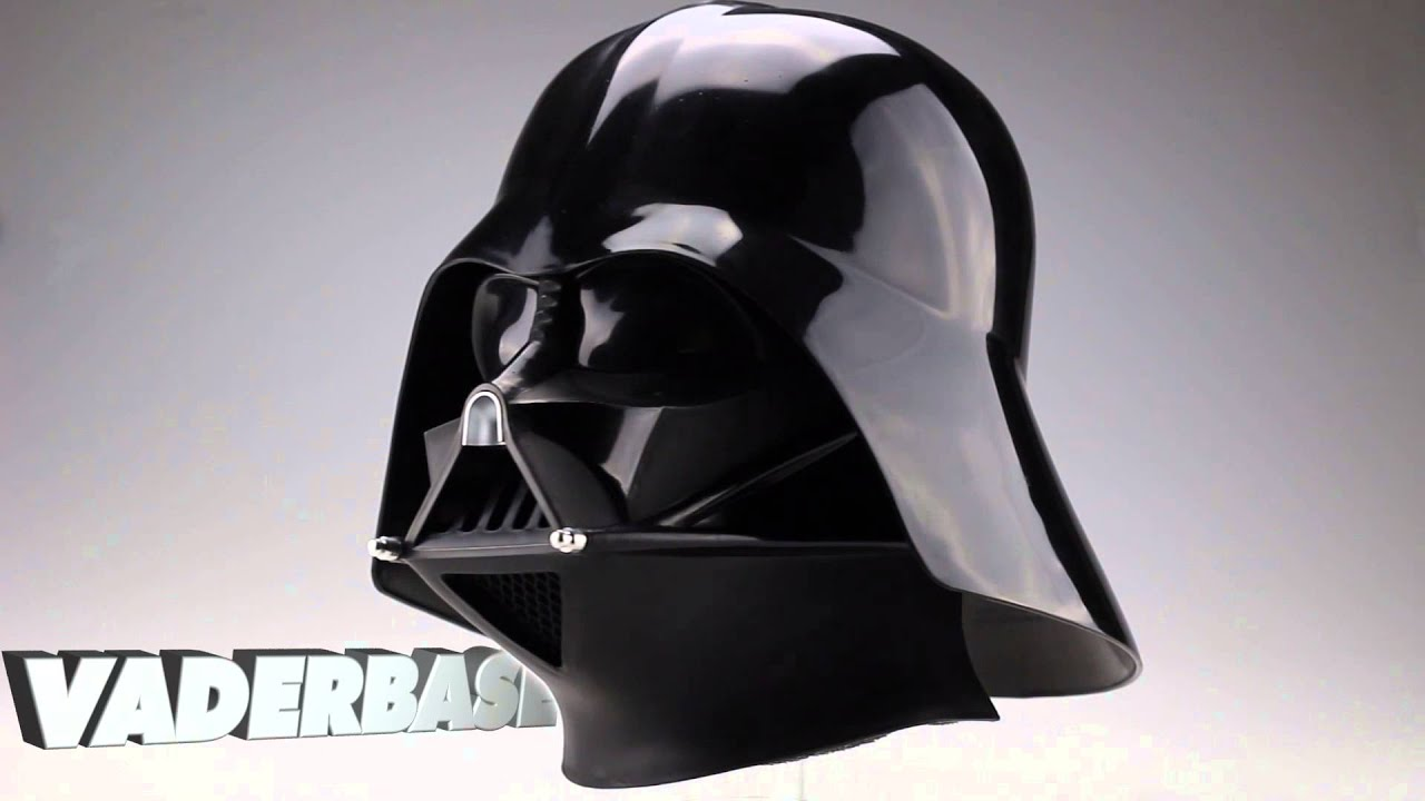 rubies supreme darth vader hd 360 panorama helmet mask. Black Bedroom Furniture Sets. Home Design Ideas