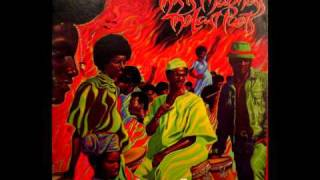 The Last Poets - Black Is (Chant)
