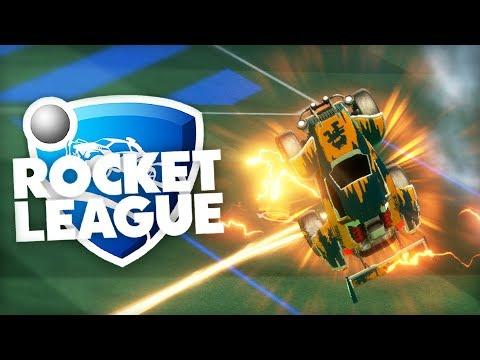 NOG MEER RUMBLE!   Rocket League