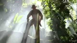 Новый трейлер Путешествие 2 Таинственный остров