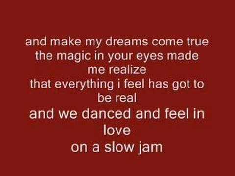 usher- slow jam (sing along version)