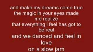 usher- slow jam (sing along version)