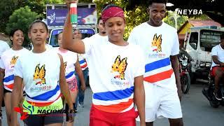 Videoclip Antorcha Juegos Nacionales 2018 Recorrido Neyba