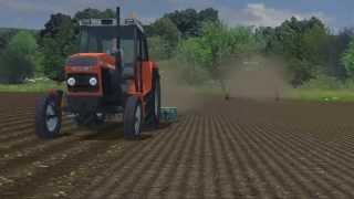 Nowy sezon 2013 rozpoczęty czyli uprawa i siew zboża w farming simulator 2013 (ls 2013)
