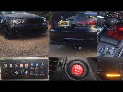 Best Mods To Buy For BMW 1 Series E88 E87 E82 E81