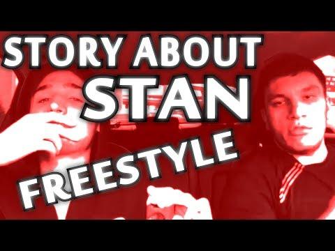 Mitch Jones & Ape - Story about Stan - Freestyle Rap (w/CHAT)