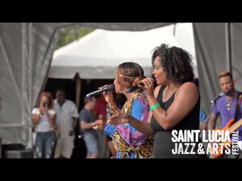 Video Highlights of The Saint lucia Jazz And Arts Festival 2015 | Dreamvision