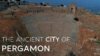 Turkey.Home - Exploring the Ancient City of Pergamon