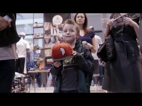 Damian Lillard Gives Away adidas D Lillard 1 Signature Shoes to Fans in Portland