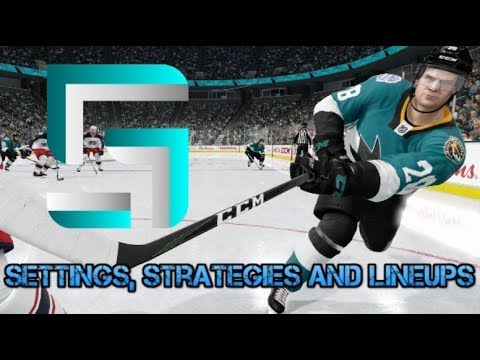 How to Suck Less at NHL 18: Settings, Strategies and Line Combos
