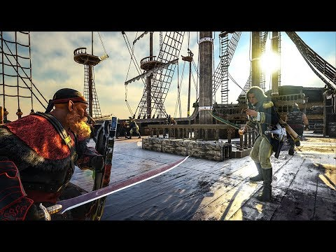 TIME TO SINK SOME GHOST SHIPS Atlas Pirate MMO Livestream E7