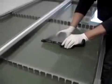Технология Аква Принт - наносим декоративное покрытие