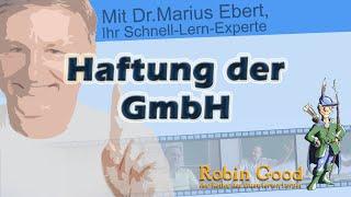 GmbH, Haftung, Wirtschaftsfachwirtin IHK