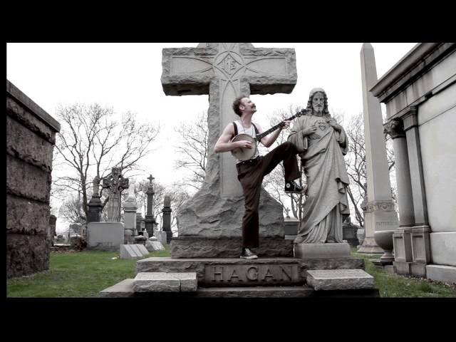 Curtis Eller's Graveyard Banjo