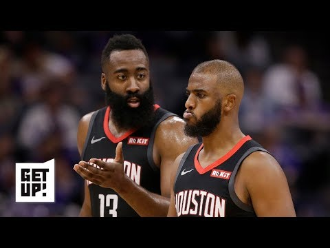 If the Rockets can't beat the Warriors without KD, they'll never get it done - Russillo | Get Up!