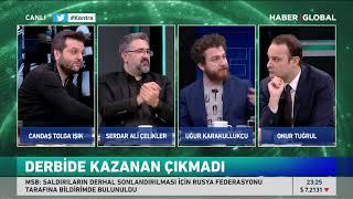 Derbide Kazanan Yok,Sergen Yalçın Ve Erol Bulut Performansları Nasıldı? Galatasaray'da Neler oluyor?